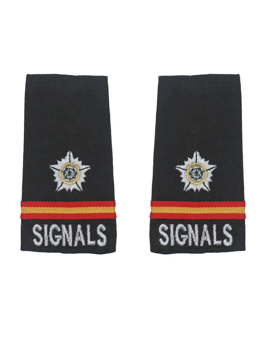 Epaulette Naib Subedar The Corps of Signals
