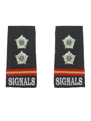 Epaulette Subedar The Corps of Signals