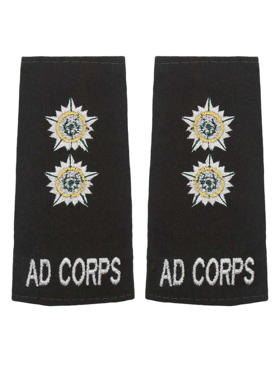 Epaulette Lieutenant The Army Dental Corps