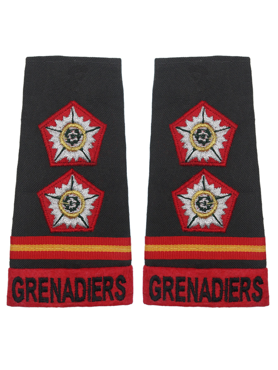 Epaulette Subedar The Grenadiers