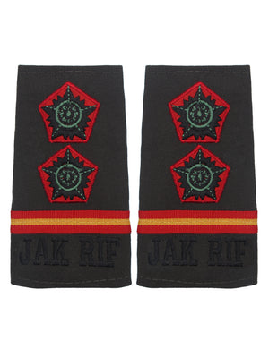 Epaulette Subedar Jammu And Kashmir Rifles
