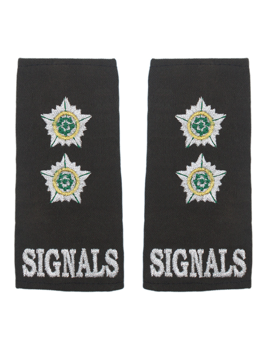 Epaulette Lieutenant The Corps of Signals
