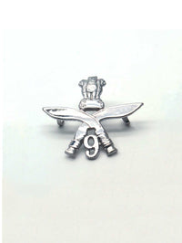 Beret Cap Badge 9 Gorkha Rifles