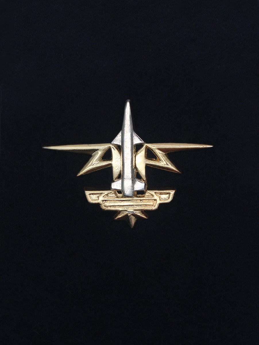 Beret Cap Badge Army Air Defence