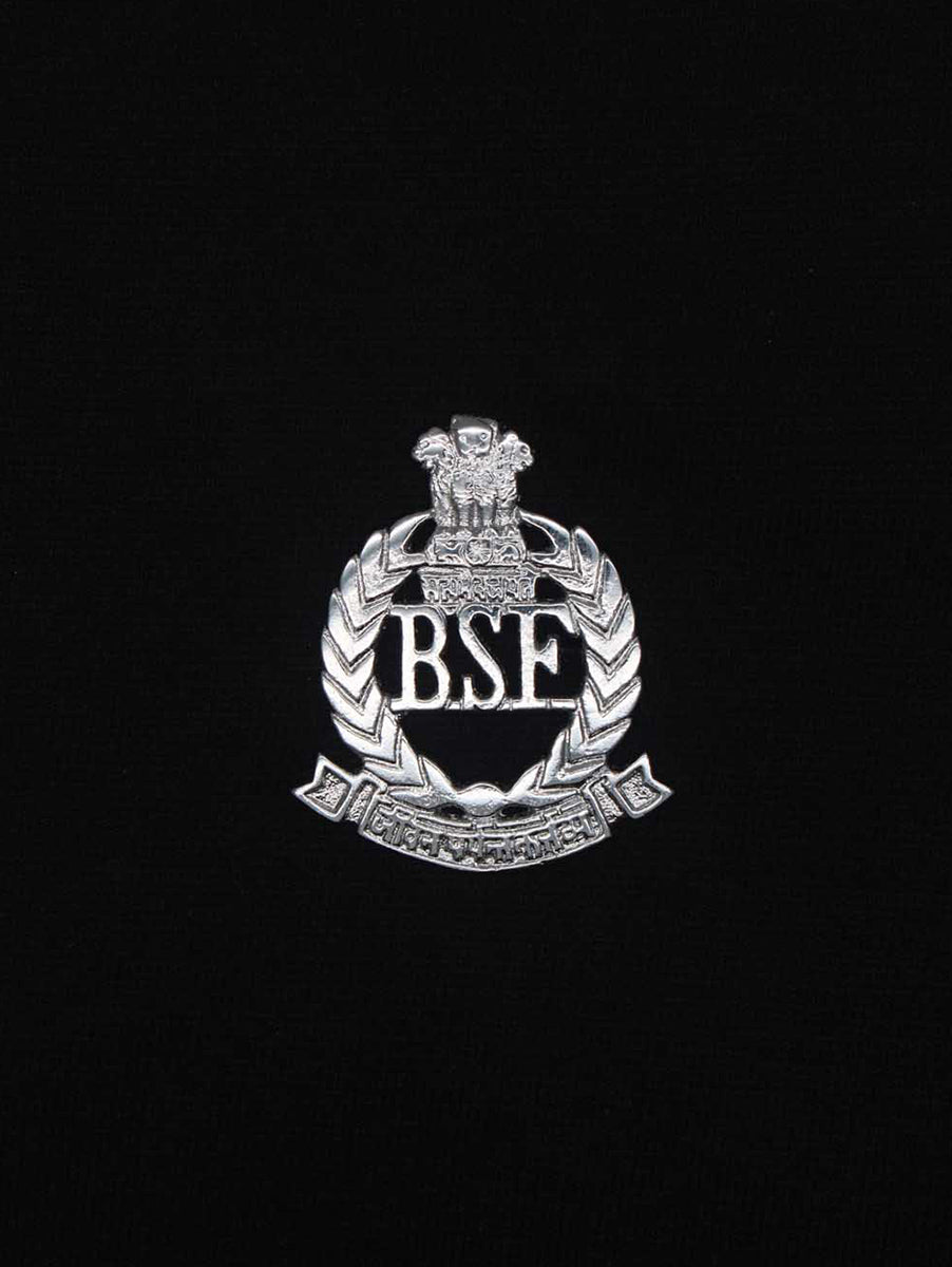 Beret Cap Badge Border Security Force