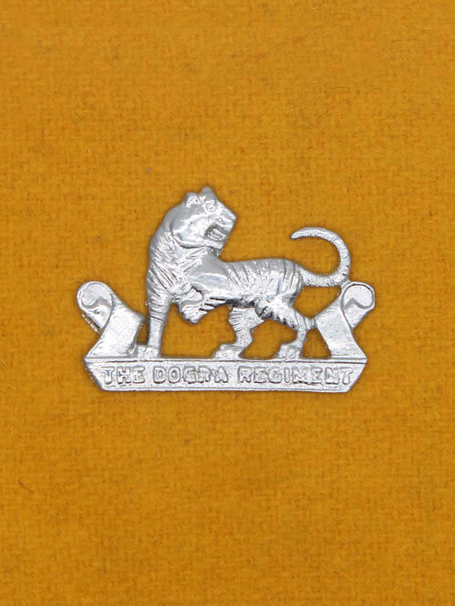 Beret Cap Badge Dogra Regiment