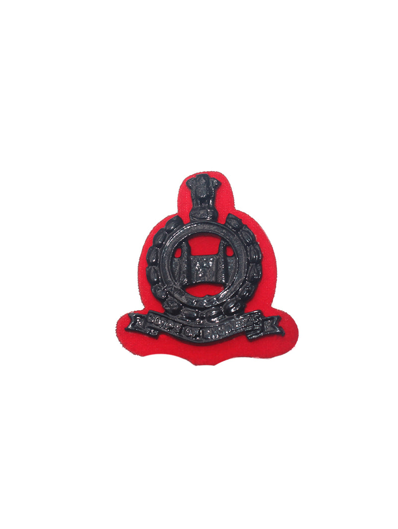 Beret Cap Badge The Corps of Engineers
