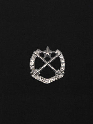 Beret Cap Badge General Service
