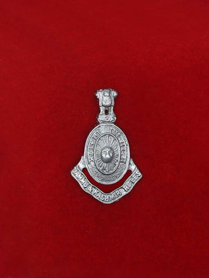 Beret Cap Badge Jammu And Kashmir Rifles