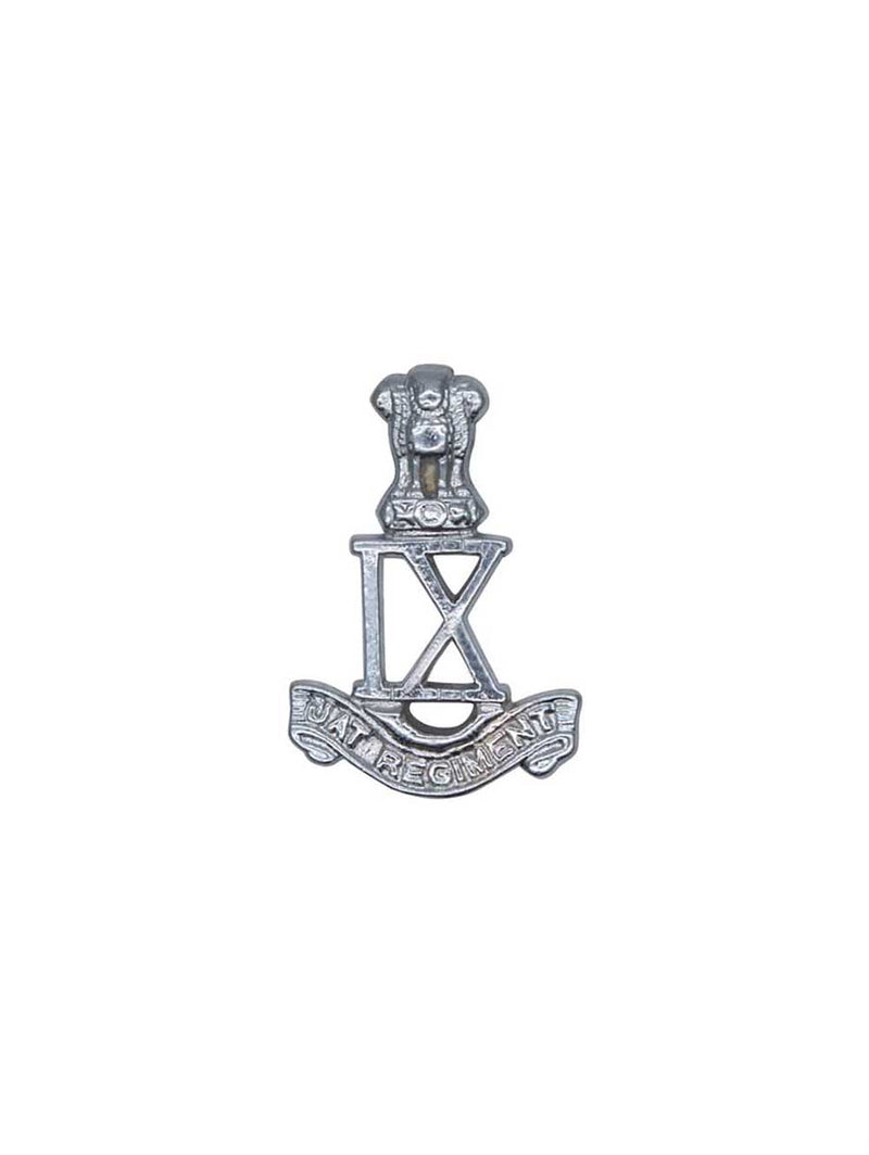 Beret Cap Badge Jat Regiment
