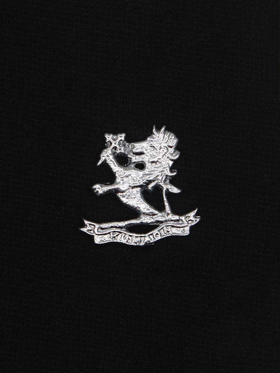 Beret Cap Badge Kumaon Regiment