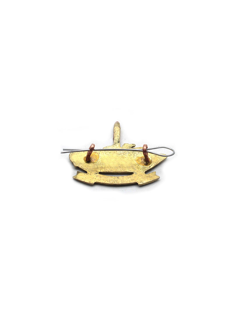 Beret Cap Badge Mechanised Infantry