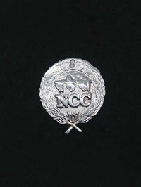 Beret Cap Badge National Cadet Corps