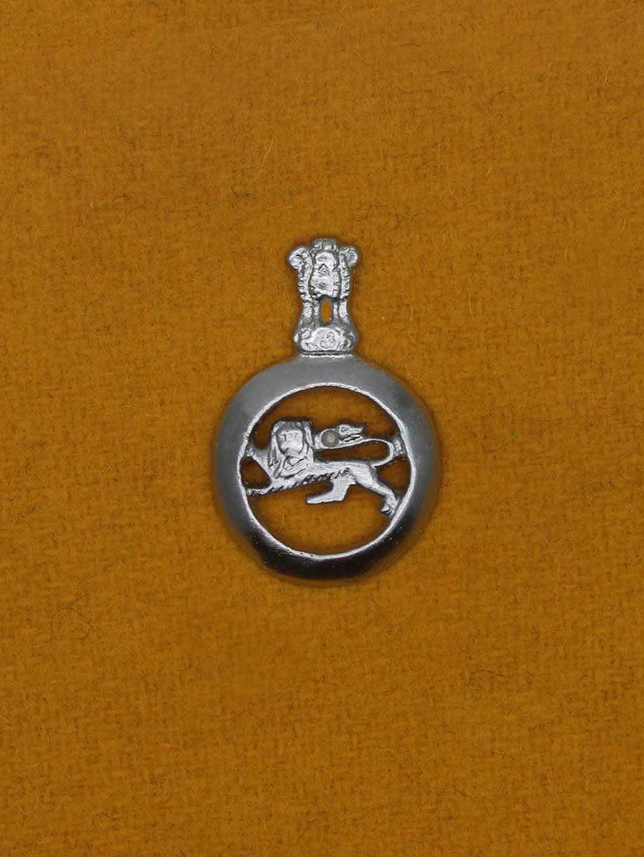 Beret Cap Badge Sikh Regiment
