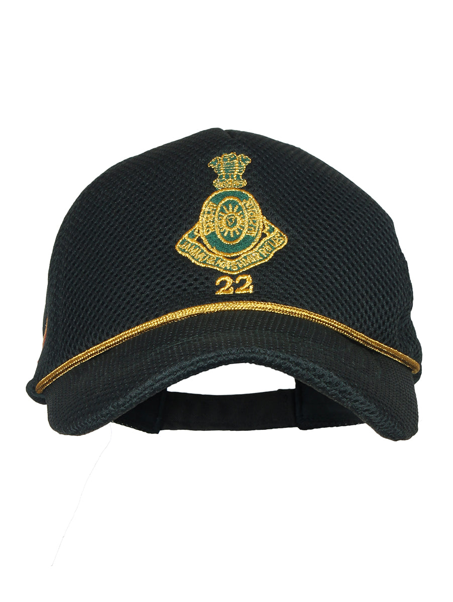 Regimental Cap JCO 22 Jammu And Kashmir Rifles