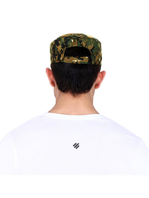 Cobra Print Nato Cap Indian Army