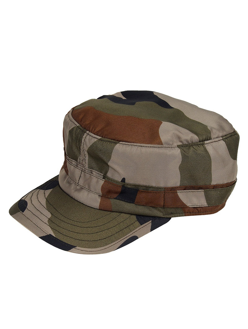 Distruptive Print Terrycot  Nato Cap  For Men