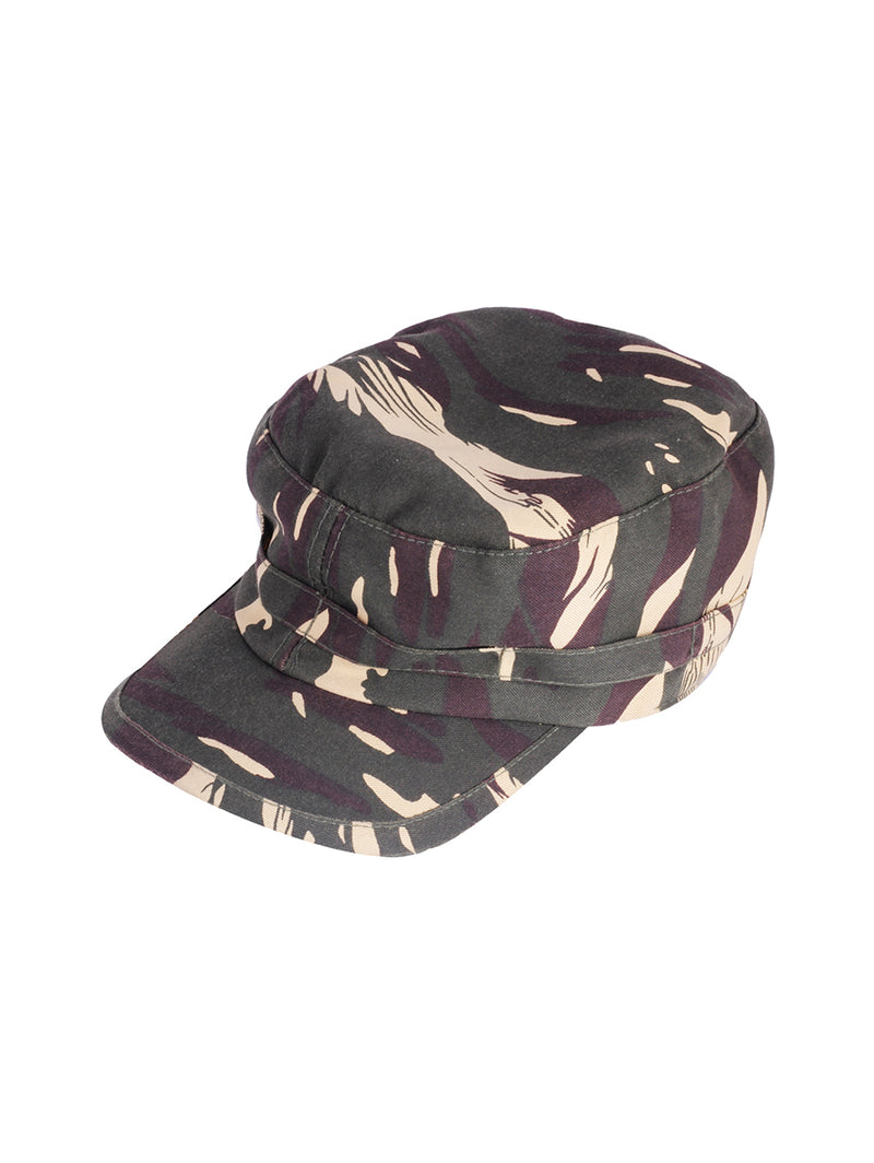 Jungle Print Nato Cap Central Reserve Police Force