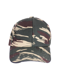 Jungle Print FS Cap Central Reserve Police Force