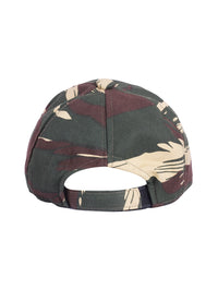Jungle Print FS Cap For Men