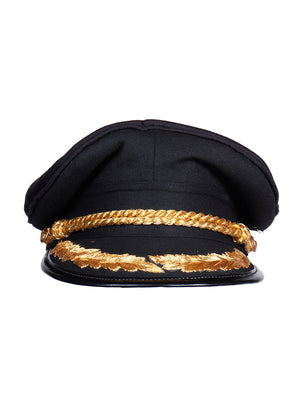 Peak Cap Lieutenant to Lieutenant Colonel Indian Army
