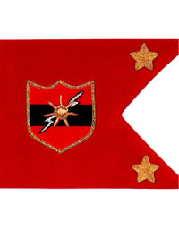 Flag Major General South Western Command