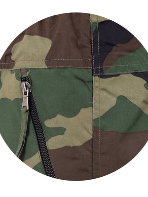 Camouflage Print Lower for Men