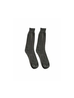Olive Green Cotton Socks for Men