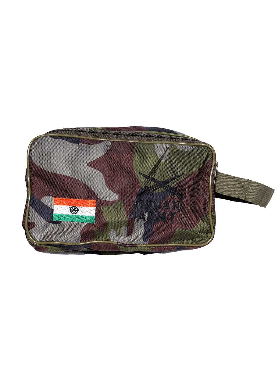 Camouflage Shaving Kit Indian Army