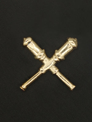 Shoulder Title Gun Regiment of Artillery