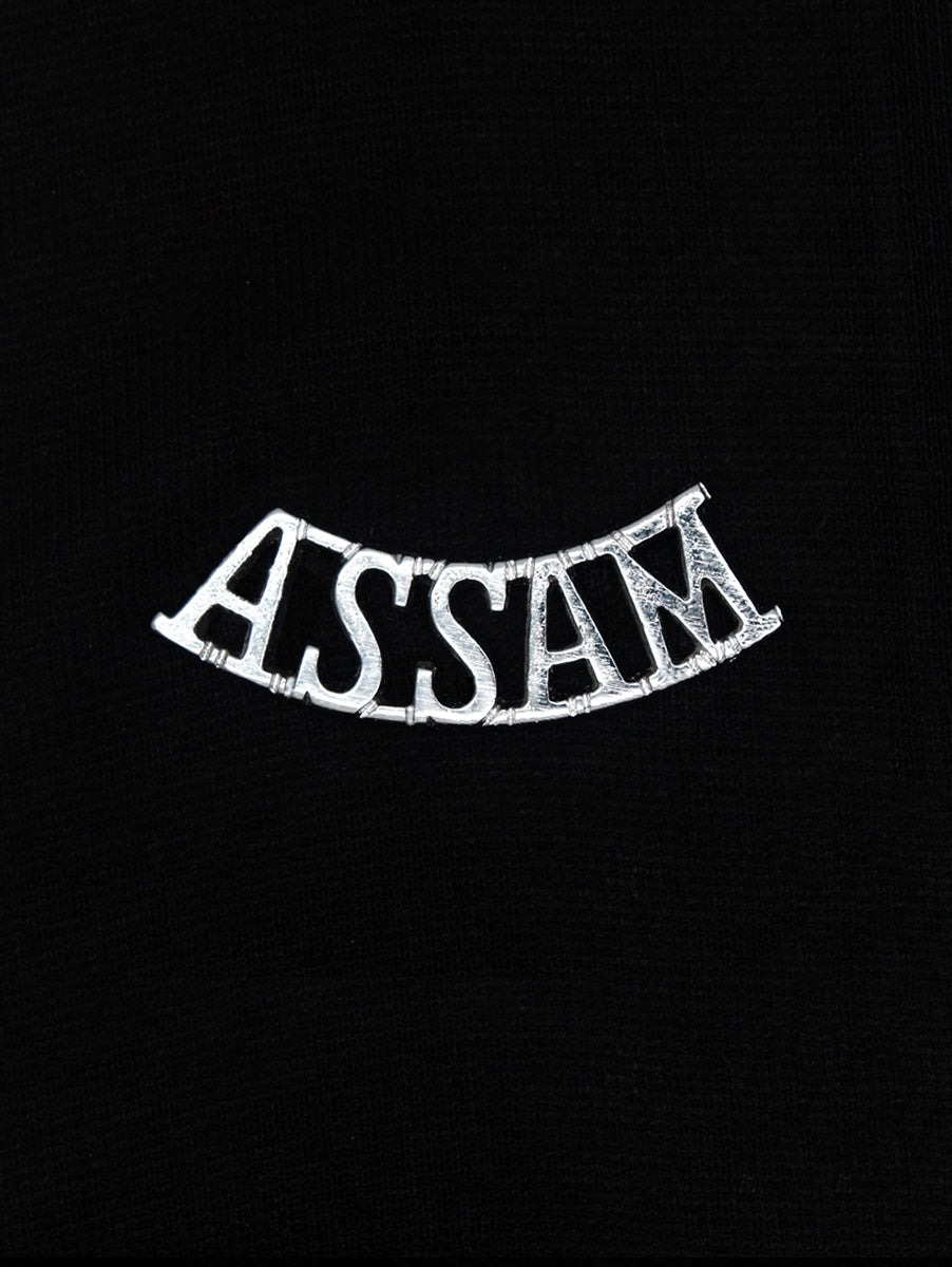 Shoulder Title Assam Regiment