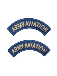 Shoulder Title Army Aviation