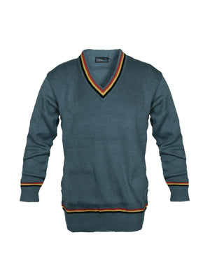 Light Grey Woolen Jersey