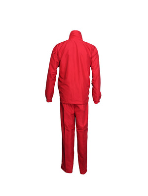 Red Micro Tracksuit for Men