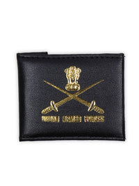 Leather Wallet Indian Army