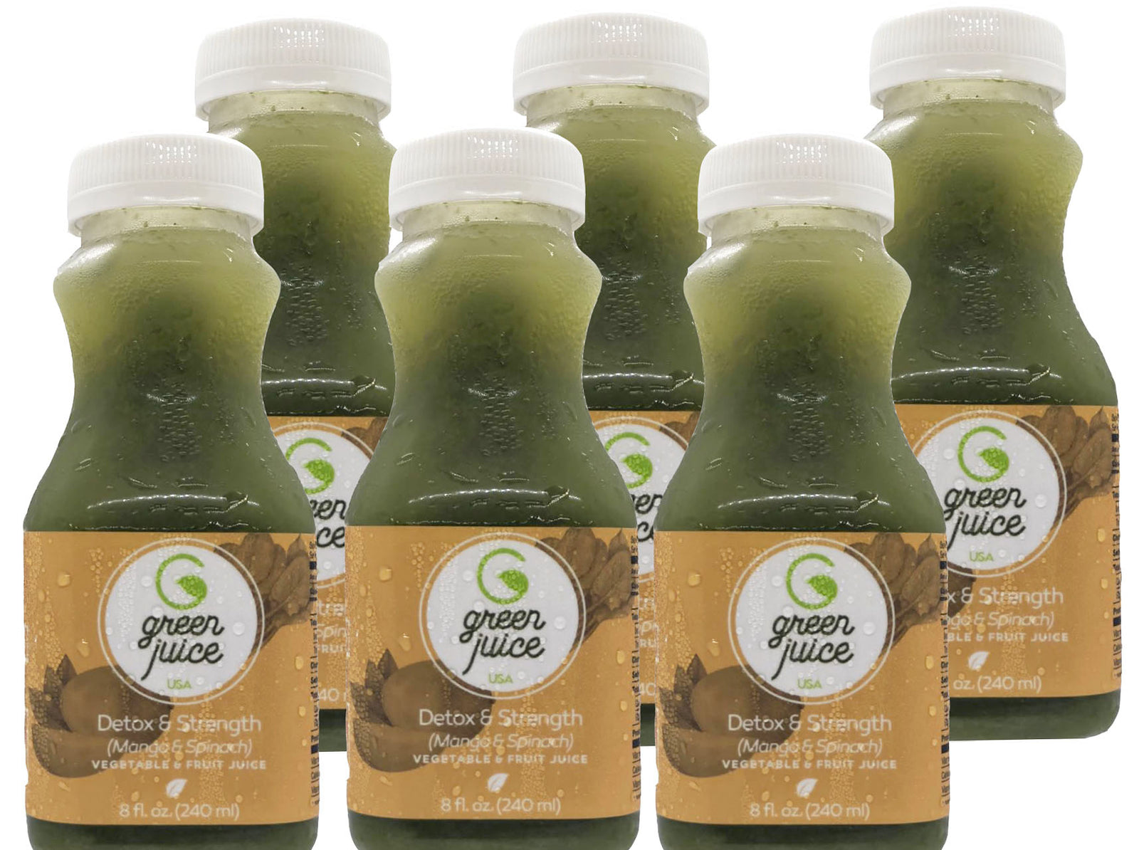 Green Juice USA - The Best Juice In America 100% NATURAL
