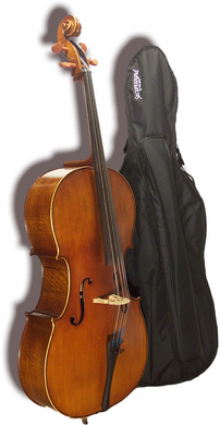 Aton Riegel cello outfit 1/8 - 4/4