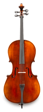 Load image into Gallery viewer, Concertante Antiqued Cello Stradivari 4/4 & 7/8