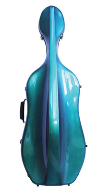 K2 Cello Case Iridescent Finish