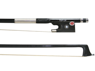 Westbury Composite Violin Bow 1/2 Black