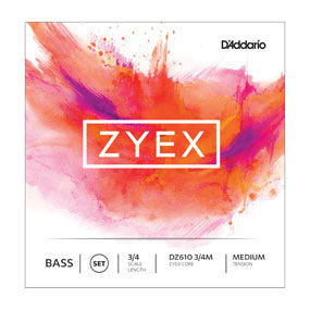 Zyex Bass Set 3/4 Medium