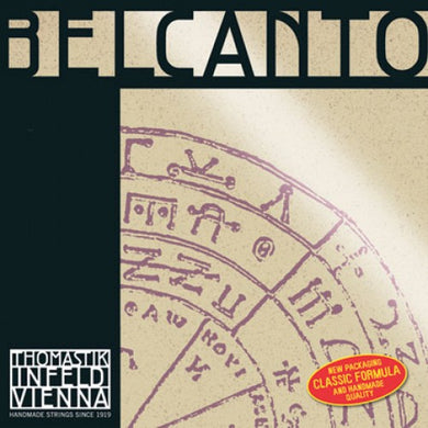Belcanto Gold Cello SET. Thomastik Infeld
