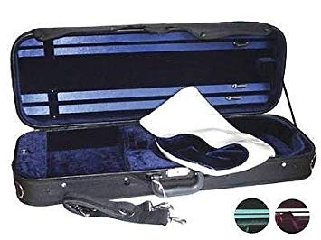 Concertante Violin Case 4/4 Blue, Black/Burgundy, Black/Green