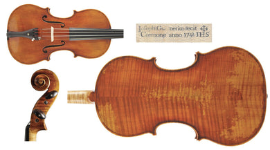 Heritage Series Guarneri 'Il Cannone' (1742) Violin 4/4 Only