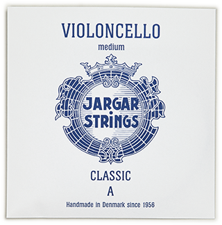 Jargar Cello Silver Sound G & C