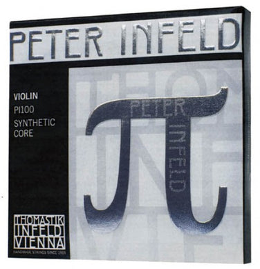 Peter Infeld Violin SET (Tin plated E)