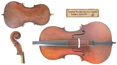 Heritage Series Stradivari 'Davidov' (1712) Cello