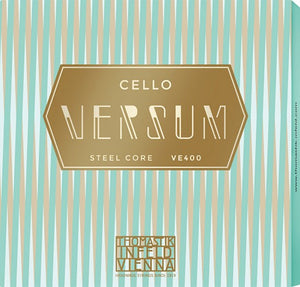 Versum Cello String Set (VE41, VE42, VE43, VE44)