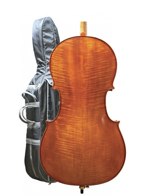 Westbury Cello Outfit (4/4 - 1/2)  Incl. 7/8