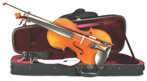Westbury Viola Outfit 15 inches , 15.5 inches , 16 inches & 16.5 inches (14 inches special order only)